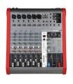 PROEL M822USB MIXER AUDIO USB CON EFFETTI VOCE